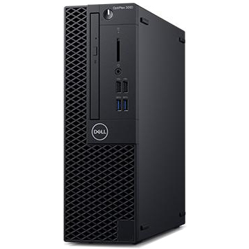 OptiPlex 3060 SFF(Win10Pro64bit/16GB/Core i7-8700/512Class20/DVD+/-RW/VGA/3年保守/Officeなし)