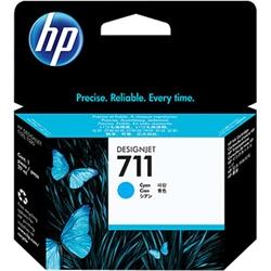 HP711インクカートリッジシアン29ml