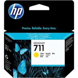 HP711インクカートリッジイエロー29ml