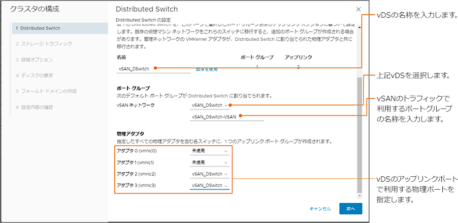 Distributed Switch